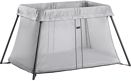 by side visual n light quite travel cribs when pack immediately measure img bjorn graco i as comparison this found a bit play baby out looks smaller the broke is my tape but review vs crib peek deceiving