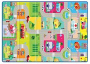 FunnyLon Foldable Play Mat - City Tour      [Member price : HK$449]