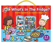 Galt Fridge Puzzle