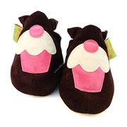 Funky Feet (UK) Shoes - Mocha Cup Cake     [Member price : HK$288]