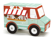 Krooom Folding Toys - Ice cream truck             [Special price : HK$45]