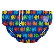 Bambino Mio Swim Nappies - Blue whale     [Member price : HK$113]