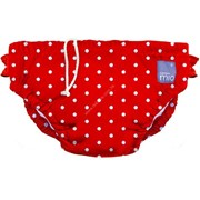 Bambino Mio Swim Nappies - Red polka dot     [Member price : HK$113]