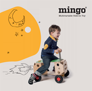Mingo (Austria) Multivariable Ride On Toy   [Member price : HK$1602]