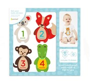 Pearhead First year Belly Stickers             [Member price : HK$134]