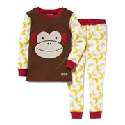 Skip Hop Zoo Pajamas - Monkey    [Member price : HK$269]