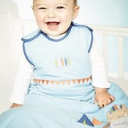 Gro (UK) Grobag Little Chief - 1.0 Tog - 0-6m    [Member price : HK$332]