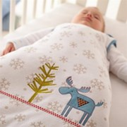 Gro (UK) Grobag Morris the Moose - 3.5 Tog - 0-6m    [Member price : HK$395]