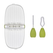 OXO tot Breast Pump Parts Drying Rack with Detail Brushes    [Member price : HK$94]