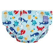 Bambino Mio Swim Nappies - Deep Sea Blue     [Member price : HK$113]