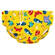 Bambino Mio Swim Nappies - Deep Sea Yellow     [Member price : HK$113]