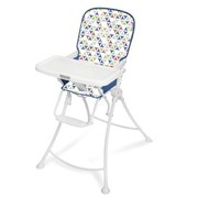 California Bear Embrace High Chair (Blue Triangle)      [Member price : HK$539]
