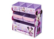 Delta Children (USA) Minnie Mouse Multi-Bin Toy Organizer    [Member price : HK$449]