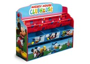 Delta Children (USA) Mickey Mouse Deluxe Book & Toy Organizer  [Member price : HK$719]