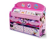 Delta Children (USA) Minnie Mouse Deluxe Book & Toy Organizer  [Member price : HK$719]