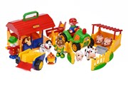 Tolo (UK) First Friends Organic Farm Set ( non powered) (1-5 years old)    [Member price : HK$1448]