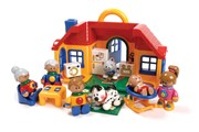 Tolo (UK) First Friends at Home & CD (1-5 years old)    [Member price : HK$1093]