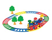 Tolo (UK) First Friends Train Set (non powered) (1-5 years old)    [Member price : HK$748]