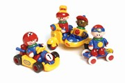 Tolo (UK) First Friends on Wheels (1-5 years old)    [Member price : HK$570]