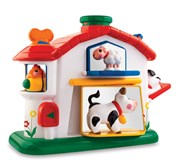 Tolo (UK) Activity Pop Up Farmhouse (1-5 years old)    [Member price : HK$423]