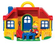 Tolo (UK) FF Playhouse (1-5 years old)   [Member price : HK$491]