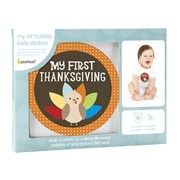 Pearhead My First Holiday Belly Stickers   [Member price : HK$44]