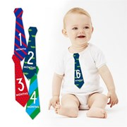 Pearhead  Baby's First Year Tie Stickers   [Member price : HK$44]