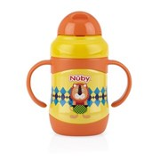 Nuby Stainless Steel Clik-it Flip-it - 220ml   [Member price : HK$161]