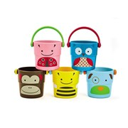 Skip Hop Explore & More Zoo Stack & Pour Buckets   [Member price : HK$113]
