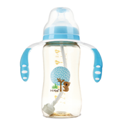 Hito (Japan) PPSU Bottle with ball 330ml      [Member price : HK$151]