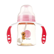 Hito (Japan) PPSU Bottle with ball 160ml      [Member price : HK$142]
