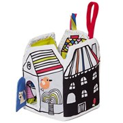 Skip Hop Vibrant Village Soft Activity Book           [Member price : HK$197]