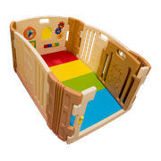 Edu.play (Korea) Happy Babyroom + Living codi Playmat set (84 x 136 cm)      [Member price : HK$2039]