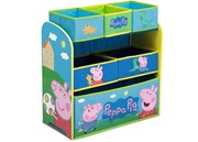 Delta Children (USA) Peppa Pig Multi-Bin Toy Organizer  [Member price : HK$449]