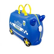 Trunki ride-on suitcase  - Police Car    [Member price : HK$449]