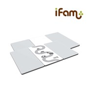 iFam (Korea) Convertible Mat for Shell Baby Room (189 x 125 x 4cm)      [Member price : HK$1699]