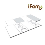 iFam (Korea) Convertible Mat for Shell Baby Room (237 x 141 x 4cm)      [Member price : HK$1969]