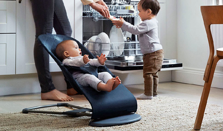 Baby Bjorn Bouncer As Chair